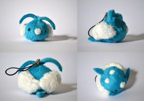 Swablu Phonestrap Plush by Pannsie