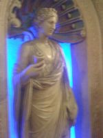 Weeping Angel by the-wire
