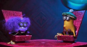 Despicable Me 2 gif - BAH by Nutty-Nutzis