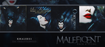 Maleficent Icons by thelittlewild