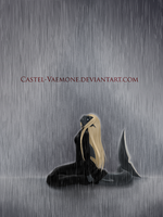 . I talk to the rain . by Castel-Eown