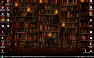 Wallpaper Library by LetoCrows