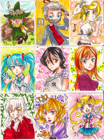42-Cards set I. by Lahara