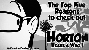 TCP - Horton Hears a Who by McKnackus