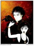 The Sandman and Death by Ransolo