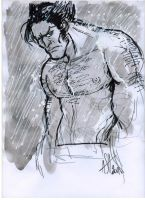Logan scribble by scarecrowhassan