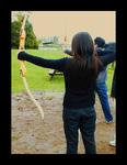 Archery at Wahanowin by Haldir-o-Lorien