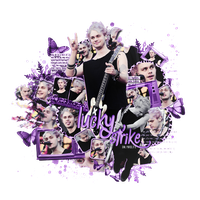 Lucky Strike | Michael Clifford | -A by OnlyWolfs
