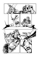 the sword Page7 inked by gz12wk