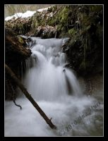 Waterfall by KissOnTheRain