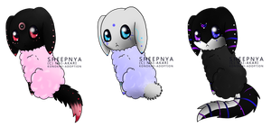 Sheepnya Adopts 2: CLOSED by Akari-Adopts