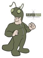 Request: Silverfish by fryguy64