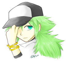 N Harmonia by firehorse6