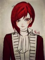 Daughter of Red by Noa257