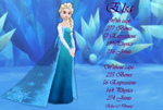 MMD Elsa DL by 0-0-Alice-0-0