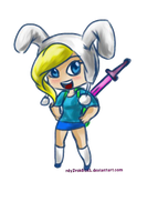 Fionna by cookiecreation