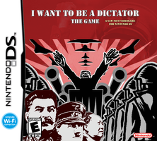 I want to be a dictator by sawnico