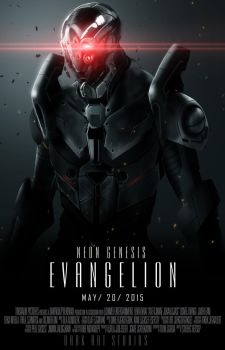 Neon Genesis Evagelion the Movie 2015 by darkartstudiosdesign