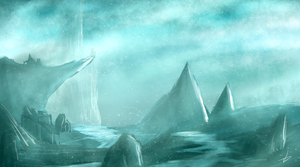 Speedpainting No. 5 - Arctic by Lucsy3012