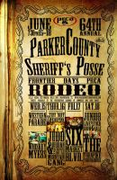 Parker County Rodeo Poster '11 by ovid-group
