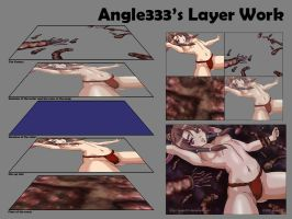 Angle333's Layer Works by angle333