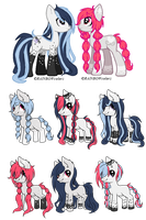Foal batch 2 ~all taken~ by MeadowofAshTrees