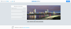 Sevender Project by AlbusSeverusff