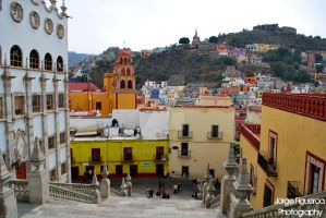 A Common Day in Guanajuato. by Ares04