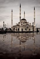 Mosques in Chechnya by CheWoLF