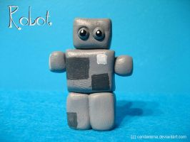 Robot by candarama-crafts