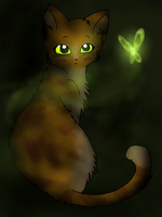 Leafpaw by leftysmudgez