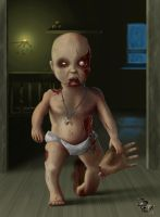 TDP - Baby Zombie by T-ry