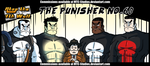 AT4W: The Punisher #60 by MTC-Studio