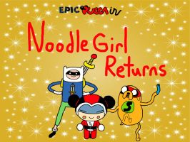 Noodle Girl Returns by rabbidlover01