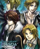 FF Dissidia - Illumination by Noxism