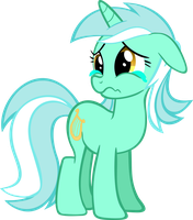 Lyra Crying by RainbowRage12
