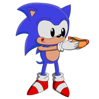 Sonic x Chili Dog by Supersonia