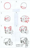 How to Draw Maya: The Face by Kimmy-the-Echidna