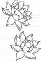 lotus tattoo ideas by meowle