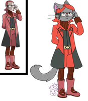 Maxie The Kitty by Kitty-Loves-All