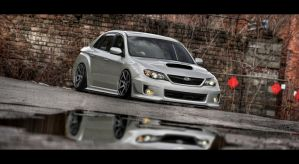 Subaru Sti by Peak-Design