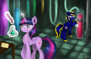 Science is Magic by zephyr093