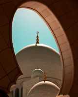 Domes of peace by bilaljalil