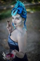 fem!Hades cosplay III. by mo-s-art