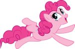Fly, Pinkie, Fly! by icantunloveyou
