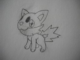 Fakemon Flaral by EpicFail222