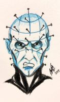 Pinhead by foxhound30