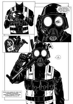 The Division Six by aditparsial