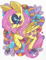 Flutterwonder~ by ColorgasmFreak