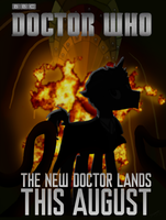 A New Doctor Lands III by MicroGalaxies